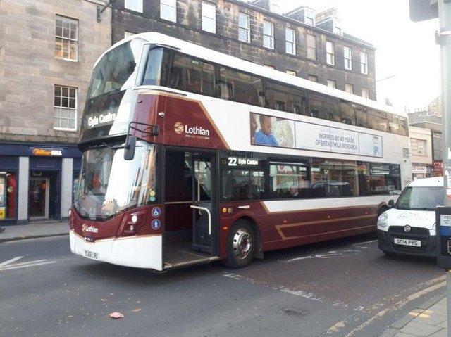 Mr Beech said the union had previously advised drivers to stay in their cabs if they deemed a situation could become aggressive, following an assault of a driver in Great Junction Street.