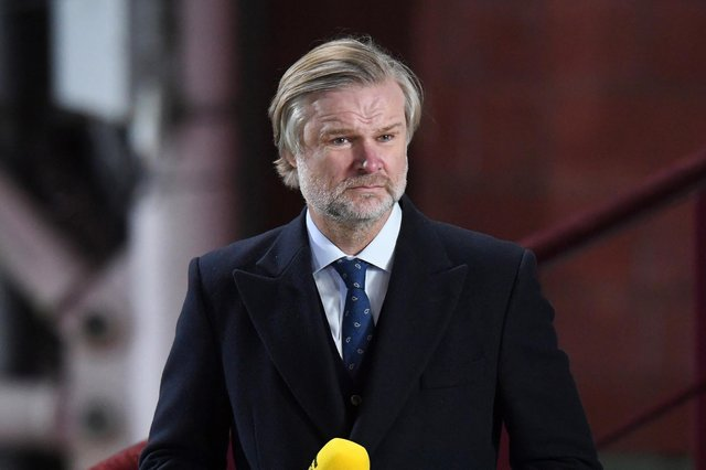 Former Hearts captain Steven Pressley believes Robbie Neilson deserves time to turn things around at Tynecastle. (Photo by Ross Parker / SNS Group)