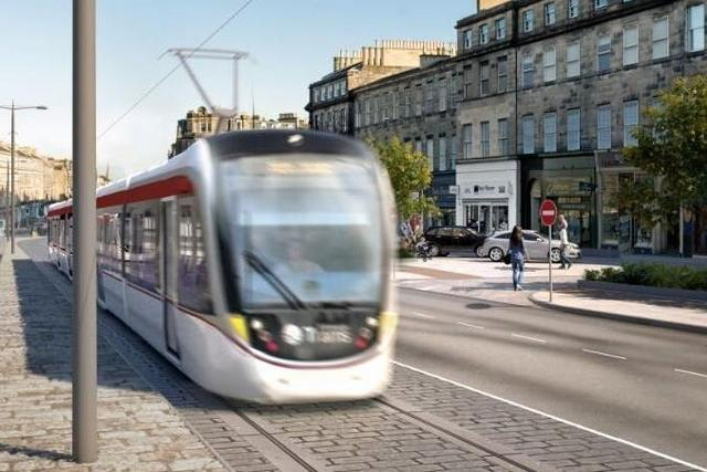 Just four shop owners have applied to £750k fund available to Leith businesses during tram works