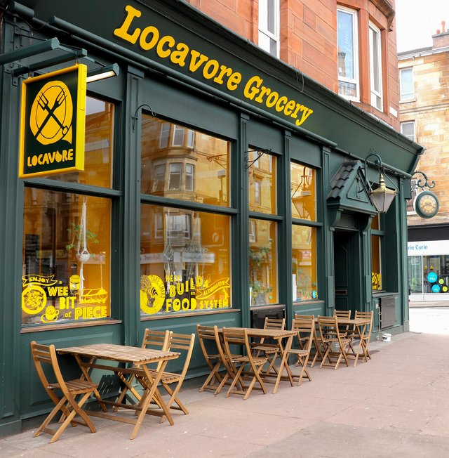 Locavore has announced its 'Bigger Plan' for upscaling its offerings to eight new sites in Scotland, building on its two existing popular spots in Glasgow Southside