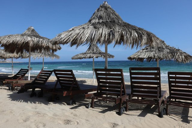 British tourists make up the largest market for the Cyprus tourism industry (Getty Images)
