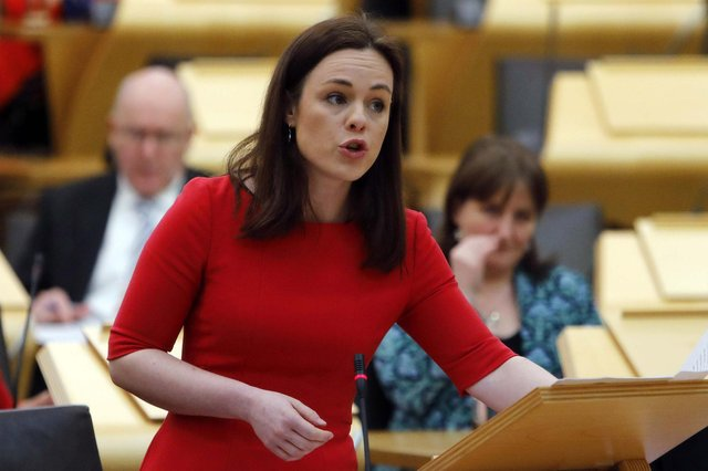 Kate Forbes has agreed to meet the Edinburgh Business Resilience Group