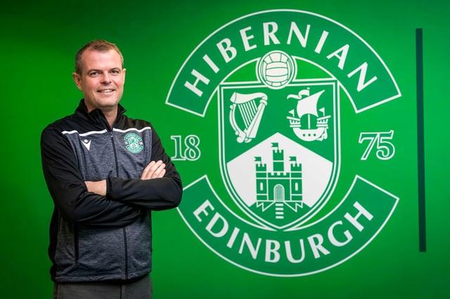 Hibs sporting director Graeme Mathie. Picture: SNS