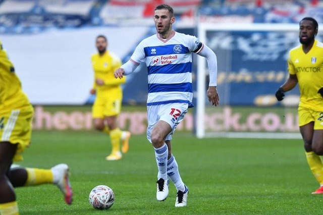 Football Index are the shirt sponsors of QPR (Getty Images)