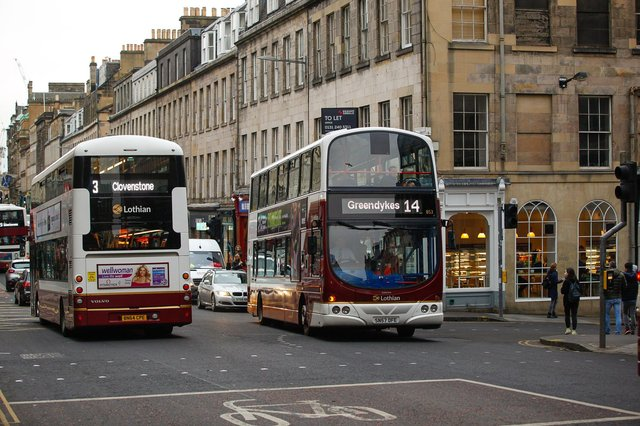 Lothian Buses say their services are expected to resume on Thursday