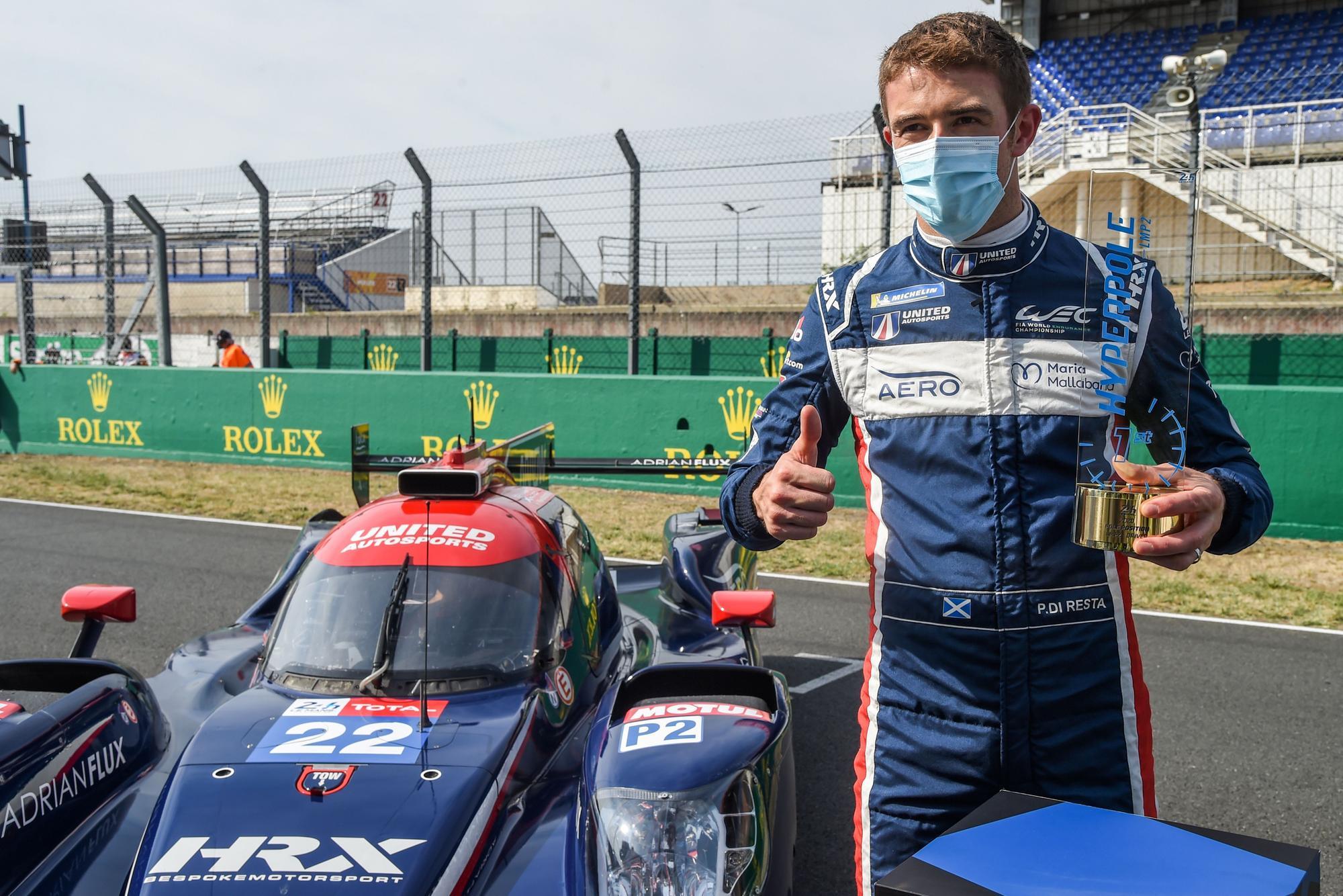 Scotland's Paul Di Resta wins at Le Mans 24 Hour race