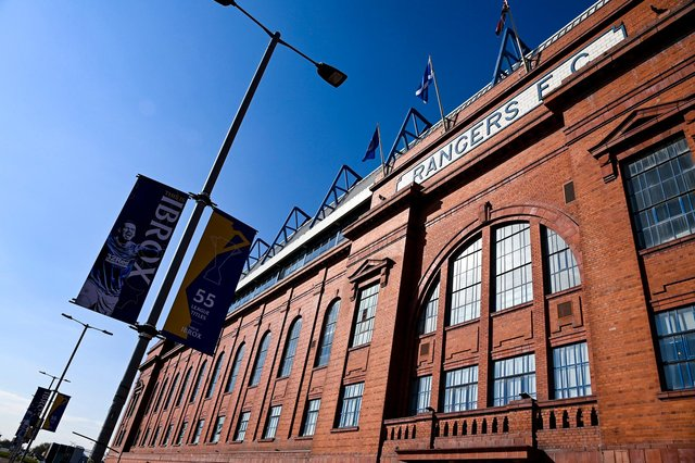 Rangers Football Club taking legal action against 'certain individuals' for comments made about social media video