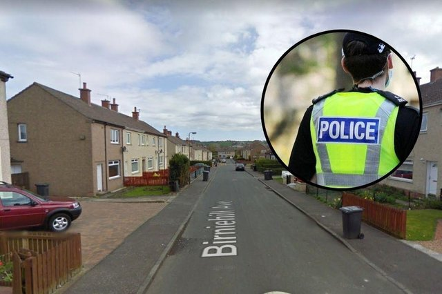 Police Scotland is appealing for information after three men broke into a house in Bathgate and proceeded to threaten the owners before stealing their car.