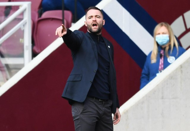 Dundee boss James McPake. Picture: SNS