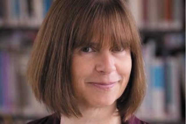 Author of Phosphate Rocks, Fiona Erskine