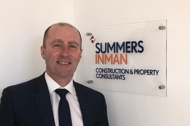 Angus Macdonald, who previously worked for the company for four years from 2014 to 2018, has been appointed associate director to head up its cost consultancy services in Scotland.