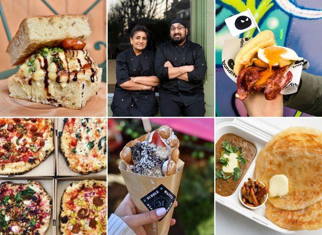 Streetfood pop-ups you can try in Edinburgh today