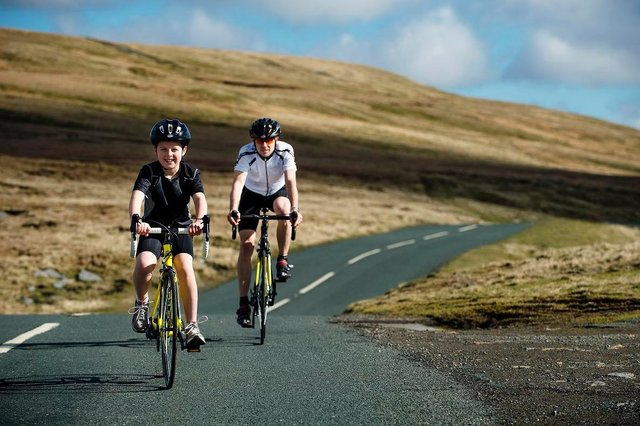 More Brits have been taking to cycling for their essential exercising during lockdown.