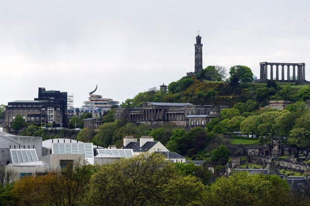 Edinburgh's ranking was boosted by having two universities in the top 100 for Stem. Picture: Ian Georgeson.