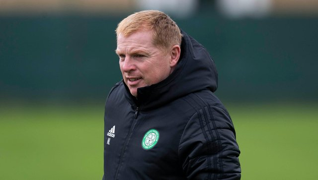 Neil Lennon takes his Celtic team to Edinburgh tomorrow to face former club HIbs