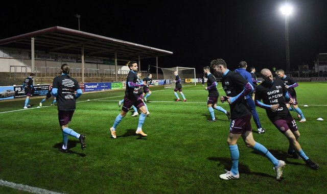 Hearts have not been permitted to broadcast liver coverage form Arbroath. Picture: SNS