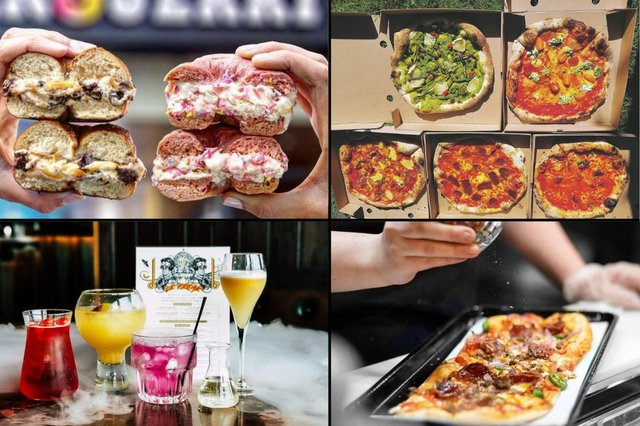 Here are some of the food and drink places that have been confirmed for St James Quarter and the centre's Bonnie & Wild's Scottish Marketplace.