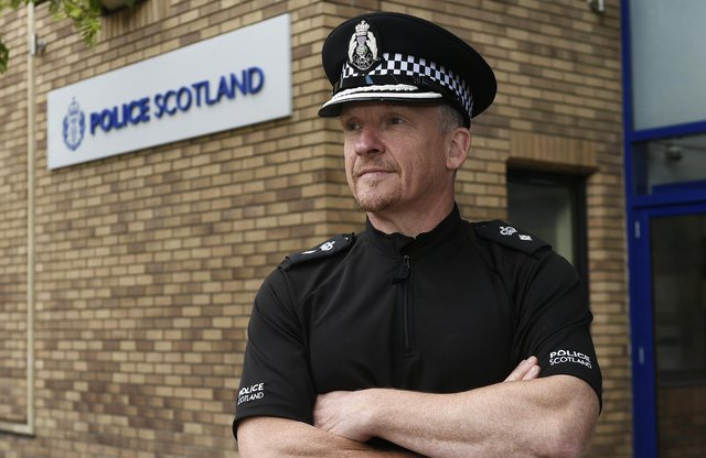 Chief Superintendent Sean Scott has vowed to crackdown on benzo dealers
