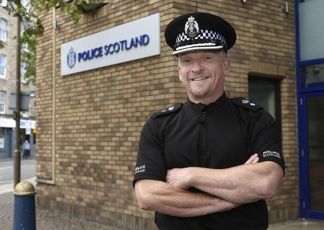 Crackdown on dealers: Chief Supt Sean Scott