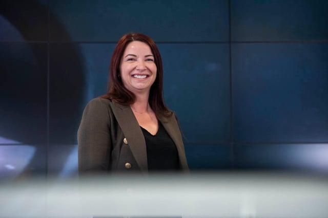 Paula Clarke, Leonardo's engineering and projects director and LGBTQ+ 'corporate champion'