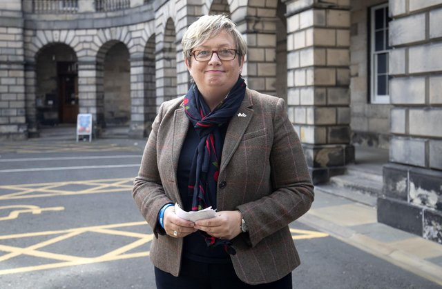 SNP MP Joanna Cherry  hit the headlines with her successful court challenge to Boris Johnson's decision to prorogue the Westminster parliament in 2019