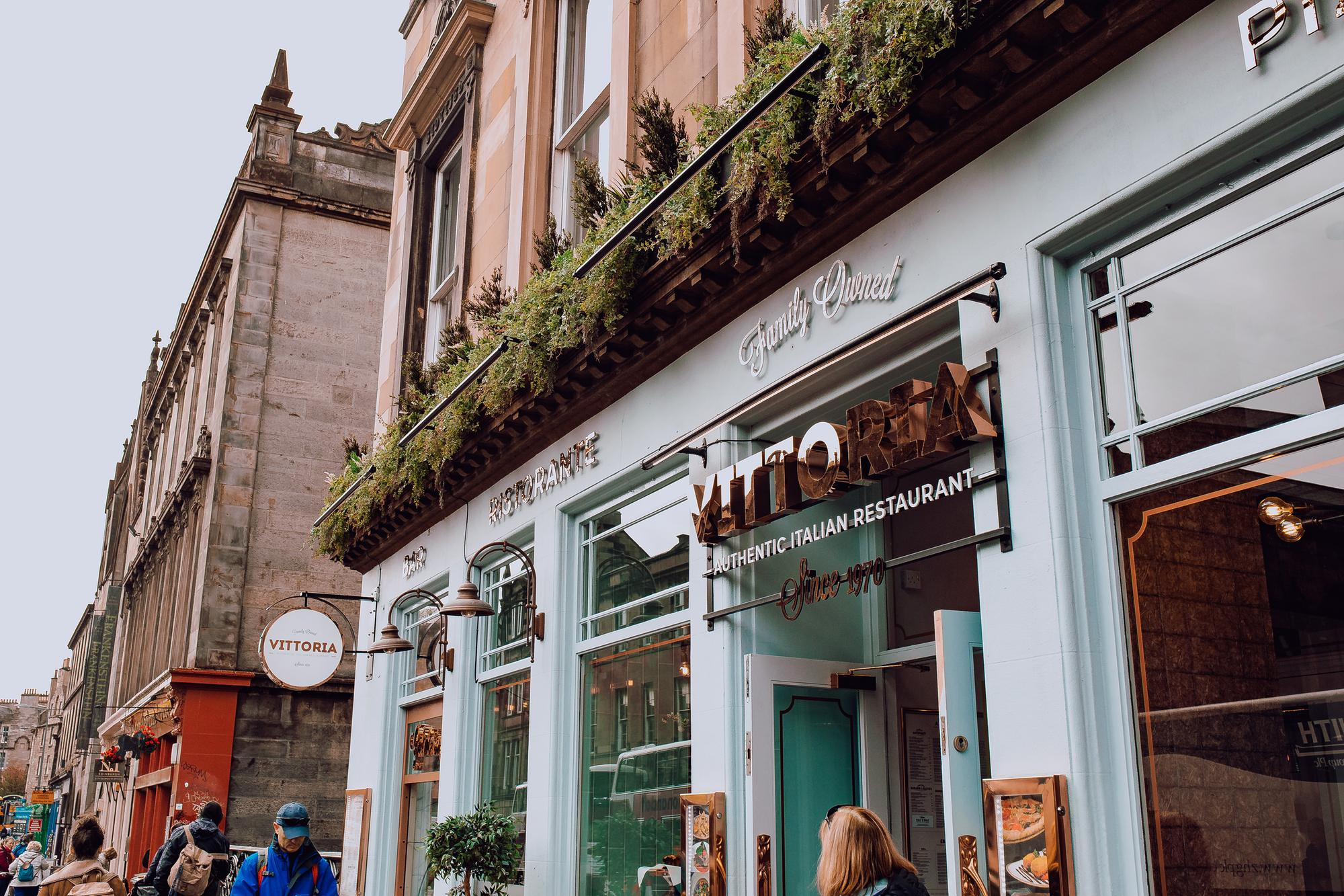 Edinburgh's Vittoria Group restaurants to reopen by the end of the month | Edinburgh News