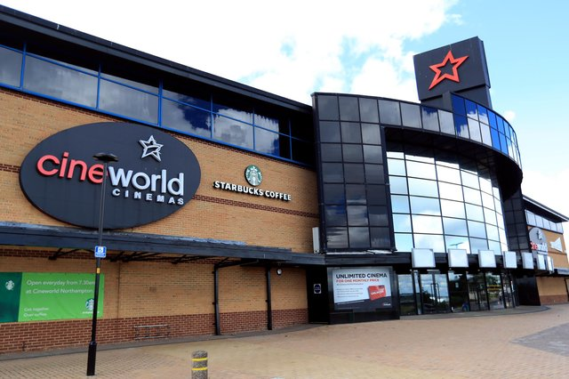 Cinemas were given the go ahead to welcome customers again after more than four months of enforced closures due to the coronavirus lockdown. Picture: Mike Egerton