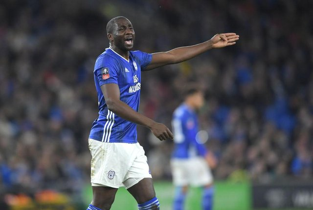 Sol Bamba has been with Cardiff City for the past five years. Picture: SNS