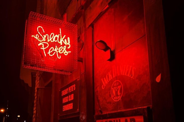 Sneaky Pete's is one of Edinbugh's leading music venues. Picture: Unique Events