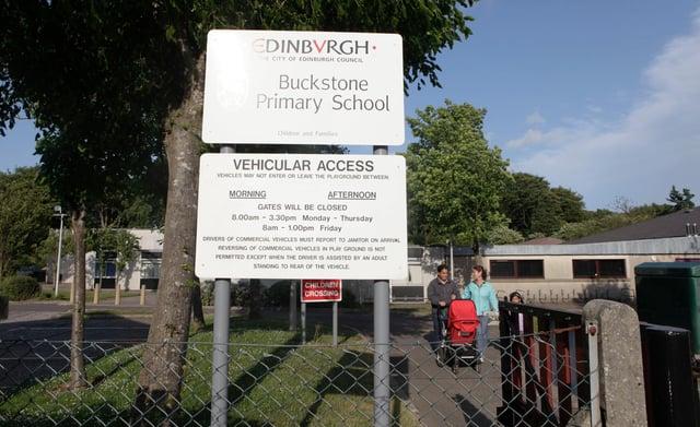 Buckstone Primary, Fairmilehead, Edinburgh.