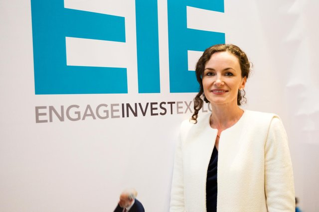 Lesley Eccles, an EIE alumnus, co-founded gaming platform FanDuel in 2009. Picture: Malcolm McCurrach