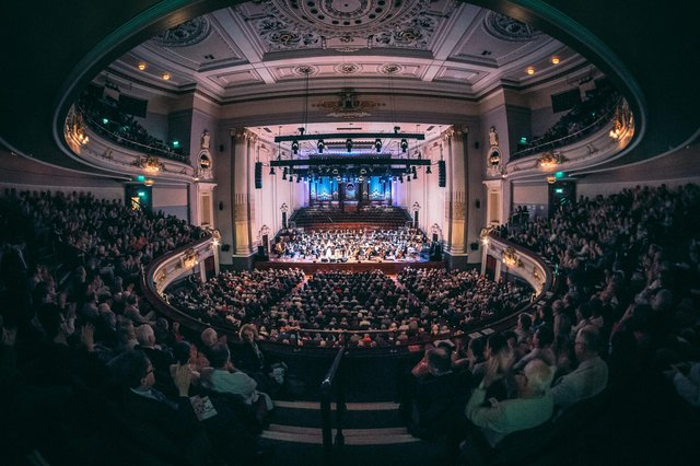 The Usher Hall is usually one of the festival's main venues. Picture: Clark James