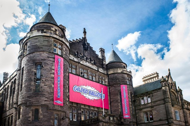 The Gilded Balloon has been a mainstay of the Fringe since 1986