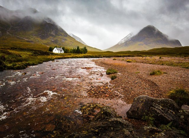 What is the average house price in every council area in Scotland? Photo: Greig Reid from Getty Images via Canva Pro.