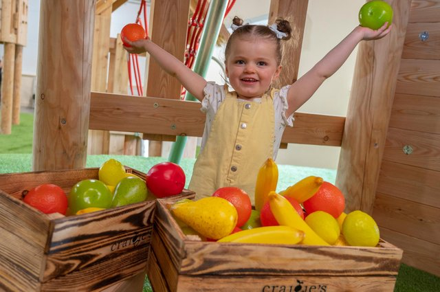 The new farm themed adventure play centre will open on June 8