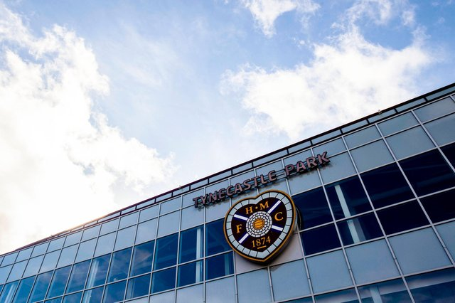Hearts are due to be presented with the Championship trophy at Tynecastle this Saturday.