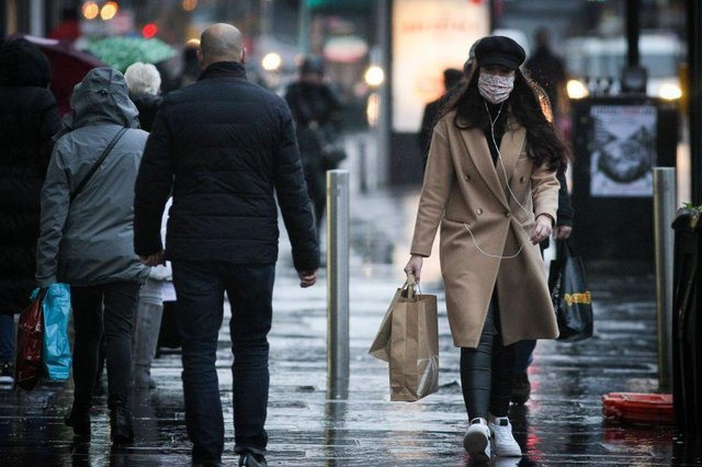 """Scotland is seeing a """"loss of control"""" of the pandemic in some areas and it is premature to lift restrictions, an epidemiologist has warned."""