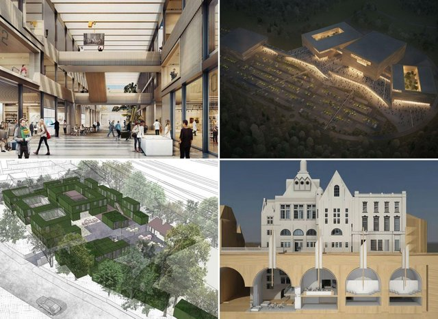 Some of the buildings and projects that will change Edinburgh's cultural landscape in the coming years.