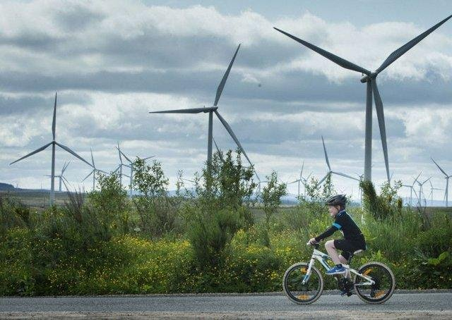 The wind farm will be built and operated by the French energy supplier EDF.