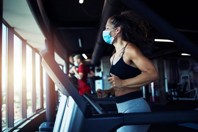 Will gyms remain open as new rules are implemented in Scotland? (Photo: Shutterstock)
