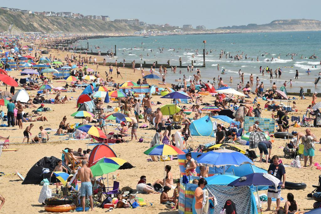 These are the 10 hottest cities in the UK today - with temperatures 31C or more