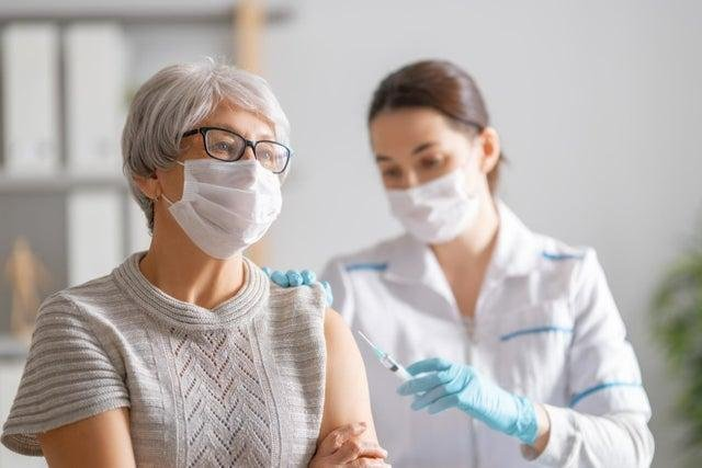 2,883,384 people have received the first dose of a Covid-19 vaccine  - a rise of 6,751 from the previous day - and 1,450,798 have received their second dose, a rise of 26,590.  (Pic: Shutterstock)