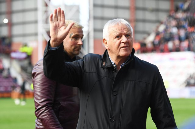Jim Jefferies has called time on his spell as a consultant to the Hearts board.