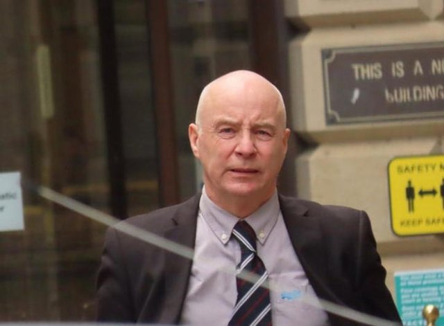 William Lothian was given a 45 month jail term after a trial at Edinburgh Sheriff Court in May 2021.