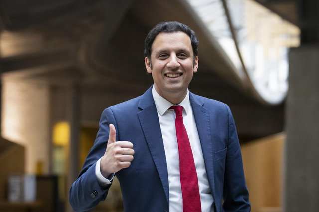 New Scottish Labour leader Anas Sarwar is focused on the public's priorities, says Ian Murray (Picture: Jane Barlow/PA Wire)