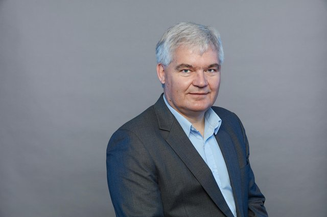 Magnus Swanson, who was previously chief executive at Maclay Murray & Spens - now Dentons. Picture: contributed.
