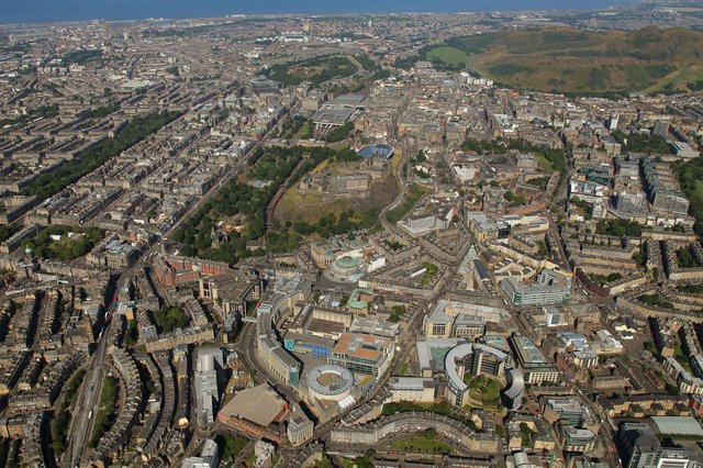 According to Savills latest research, Edinburgh is one of the top places for those looking to develop purpose-built student accommodation (PBSA) this year.