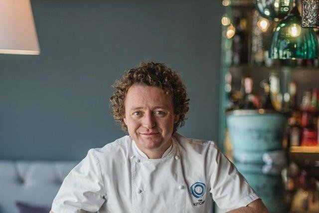 Tom Kitchin has hit out at the Scottish Government's latest Covid restrictions on the hospitality sector in Scotland.