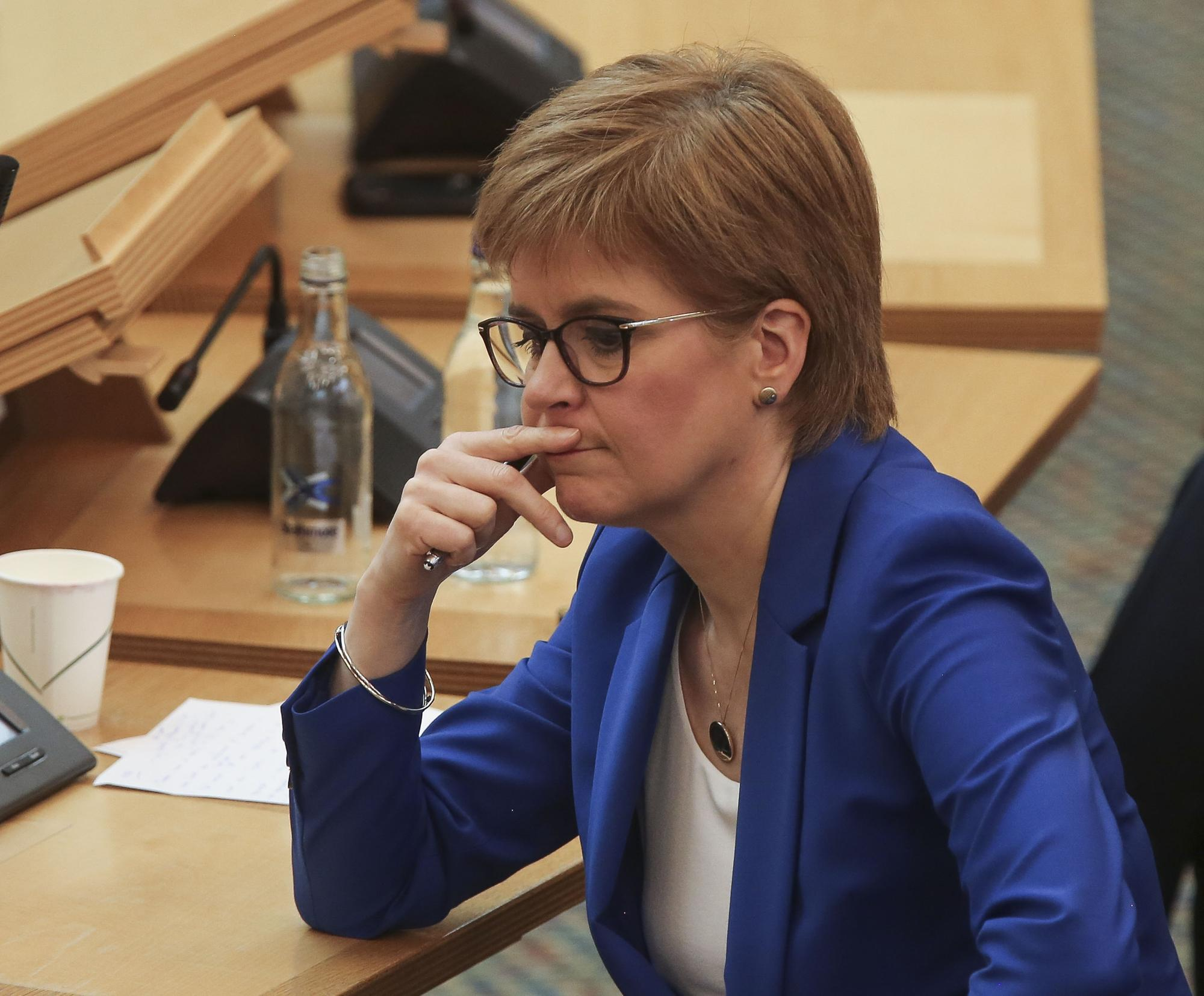 Bickering among Scottish nationalists is undermining the cause just as support rises above 50 per cent – Helen Martin