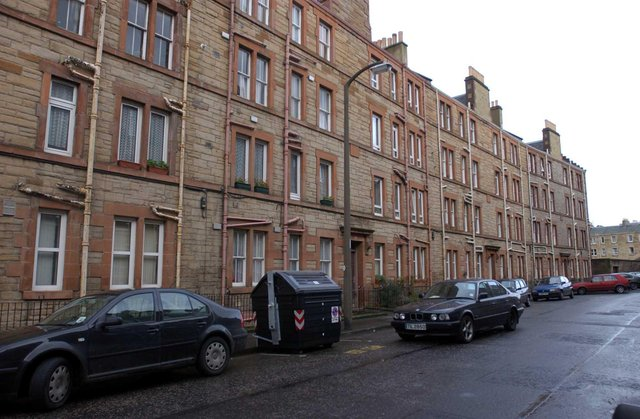 Utility companies based outside Scotland are bamboozled by traditional system of numbering flats 1F1, 4F3  and so on (Picture: Sean Bell)